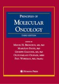 Bronchud, Miguel H. - Principles of Molecular Oncology, e-bok