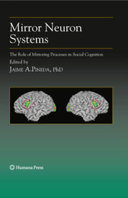 Pineda, Jaime A. - Mirror Neuron Systems, ebook