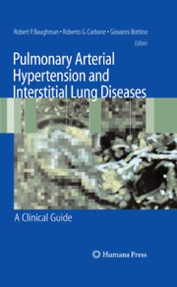 Baughman, Robert P. - Pulmonary Arterial Hypertension and Interstitial Lung Diseases, ebook