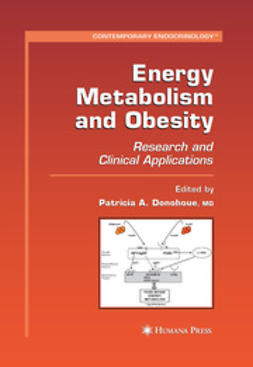 Donohoue, Patricia A. - Energy Metabolism and Obesity, ebook