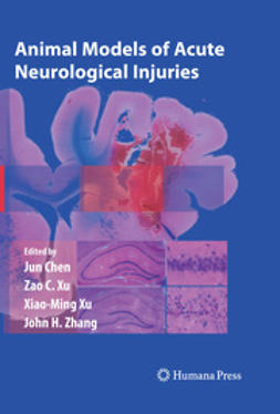 Chen, Jun - Animal Models of Acute Neurological Injuries, ebook