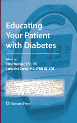 Carver, Catherine A. - Educating Your Patient with Diabetes, ebook