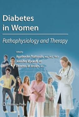 Tsatsoulis, Agathocles - Diabetes in Women, ebook