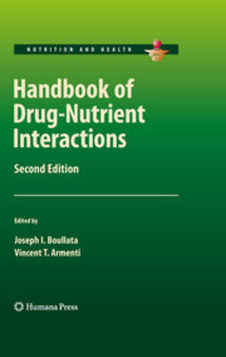 Boullata, Joseph I. - Handbook of Drug-Nutrient Interactions, ebook