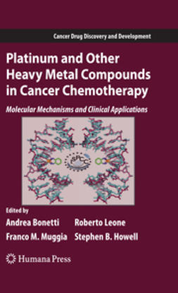 Bonetti, Andrea - Platinum and Other Heavy Metal Compounds in Cancer Chemotherapy, ebook