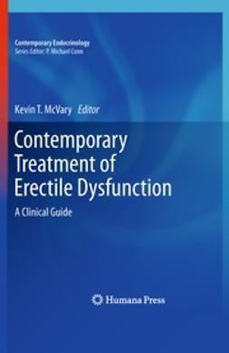 McVary, Kevin T. - Contemporary Treatment of Erectile Dysfunction, ebook