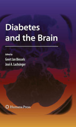 Biessels, Geert Jan - Diabetes and the Brain, ebook