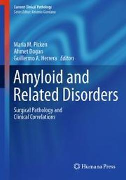FASN, Maria M. Picken MD, PhD, - Amyloid and Related Disorders, ebook