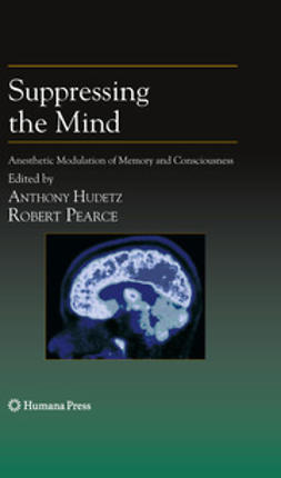 Hudetz, Anthony - Suppressing the Mind, ebook