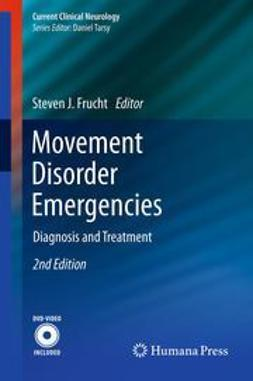 Frucht, Steven J. - Movement Disorder Emergencies, ebook