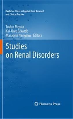 Miyata, Toshio - Studies on Renal Disorders, e-kirja