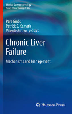 Ginès, Pere - Chronic Liver Failure, ebook