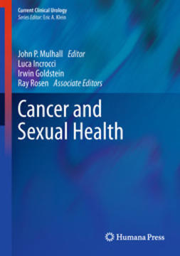 Mulhall, John P. - Cancer and Sexual Health, e-bok