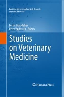 Mandelker, Lester - Studies on Veterinary Medicine, ebook