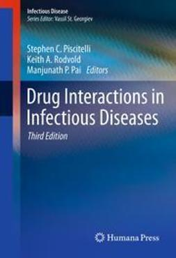 Piscitelli, Stephen C. - Drug Interactions in Infectious Diseases, ebook