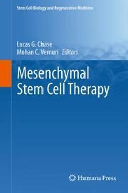 Chase, Lucas G. - Mesenchymal Stem Cell Therapy, e-bok
