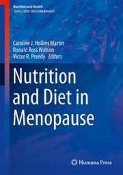 Martin, Caroline J. Hollins - Nutrition and Diet in Menopause, ebook
