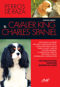 Limouzy, Christian - EL cavalier King Charles spaniel, e-kirja