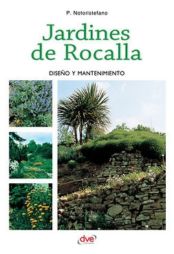 Notoristefano, P. - Jardines de Rocalla, ebook