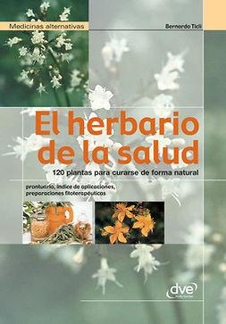 Ticli, Bernardo - El herbario de la salud, ebook