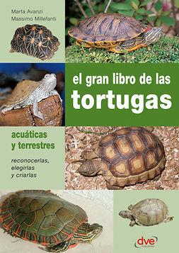 Avanzi, Marta - El gran libro de las tortugas, ebook