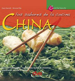 Gianotti, Sara - Los sabores de la cocina china, e-bok