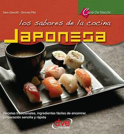 Gianotti, Sara - Los sabores de la cocina japonesa, ebook
