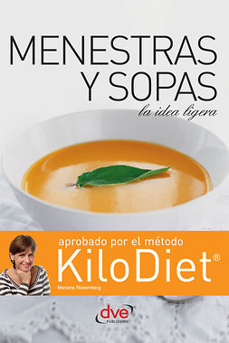 Rosemberg, Mariane - Sopas y menestras (Kilodiet), ebook