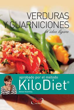 Rosemberg, Mariane - Verduras y guarniciones (Kilodiet), ebook