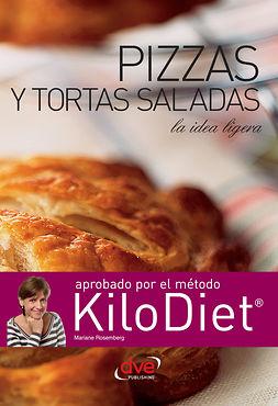 Rosemberg, Mariane - Pizzas y tortas saladas (Kilodiet), e-kirja