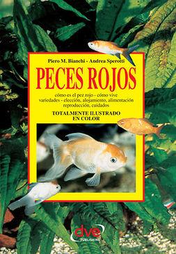 Bianchi, Piero M. - PECES ROJOS, ebook