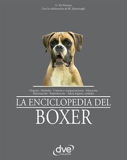 Salmoiraghi, Marina - La enciclopedia del boxer, ebook