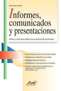 Vercelli, Simonetta - Informes, comunicados y presentaciones, ebook