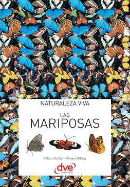 Albouy, Vincent - Las mariposas, ebook