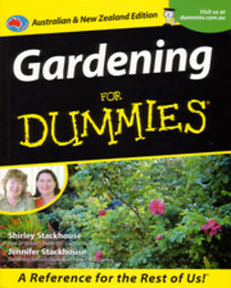 Stackhouse, Jennifer - Gardening For Dummies, e-bok