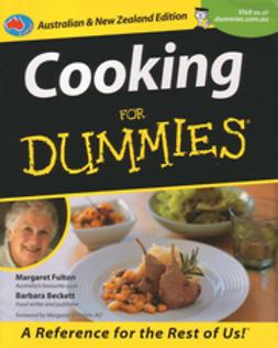 Beckett, Barbara - Cooking For Dummies, e-kirja