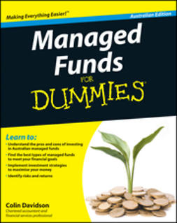 Davidson, Colin - Managed Funds For Dummies, e-bok