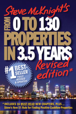McKnight, Steve - From 0 to 130 Properties in 3.5 Years, ebook