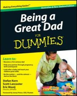 Korn, Stefan - Being a Great Dad For Dummies<sup>&#174;</sup>, ebook