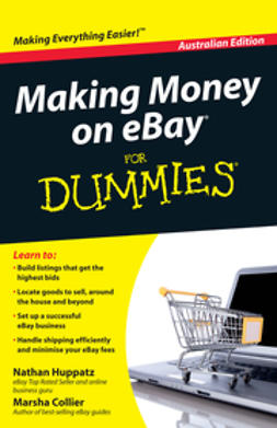 Huppatz, Nathan - Making Money on eBay For Dummies, ebook
