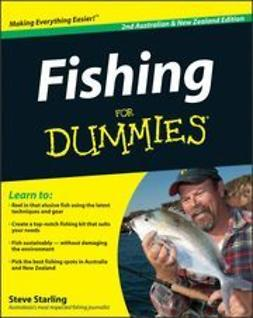 Starling, Steve - Fishing For Dummies, ebook