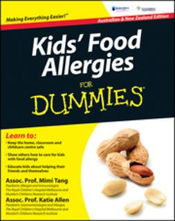 Allen, Katie - Kids' Food Allergies for Dummies, ebook