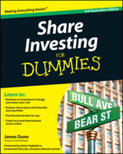 Dunn, James - Share Investing For Dummies<sup>&#174;</sup>, ebook