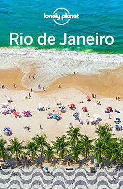 Louis, Regis St - Lonely Planet Rio de Janeiro, e-bok