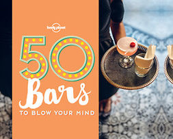 Handicott, Ben - 50 Bars to Blow Your Mind, e-kirja