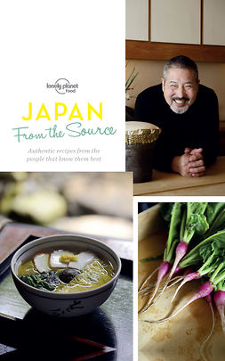 Food, Lonely Planet - From the Source - Japan, e-kirja