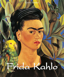 Shouter, Gerry - Frida Kahlo, ebook