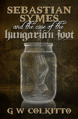 Colkitto, George - The Case of the Hungarian Foot, ebook