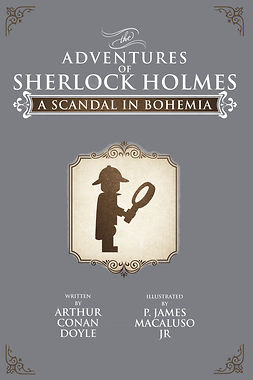 Doyle, Sir Arthur Conan - A Scandal In Bohemia, ebook