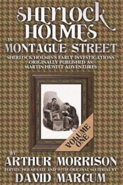 Marcum, David - Sherlock Holmes in Montague Street - Volume 1, e-bok